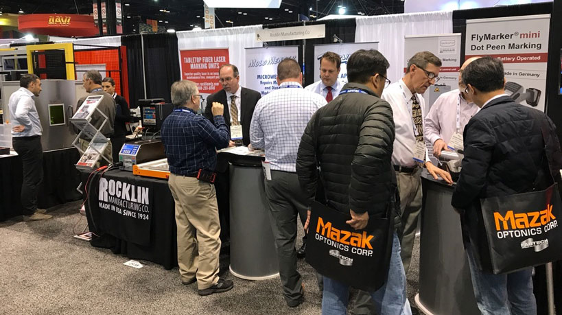 2017 Trade Show Calendar Ends With a Busy FABTECH; Six Shows On Tap for 2018