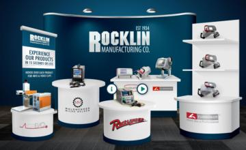 Tour Our Interactive Trade Show Booth!